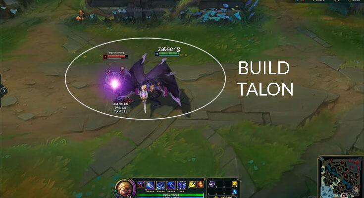 build-talon