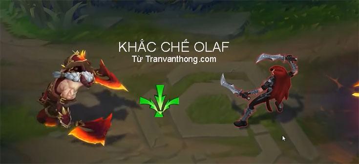 khac-che-olaf