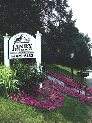 """Welcome to Janry Pet Resort, Where luxury has never been more affordable"""" We offer Dog, Cat and Exotic Lodging along with Daycare, Training and Grooming."""
