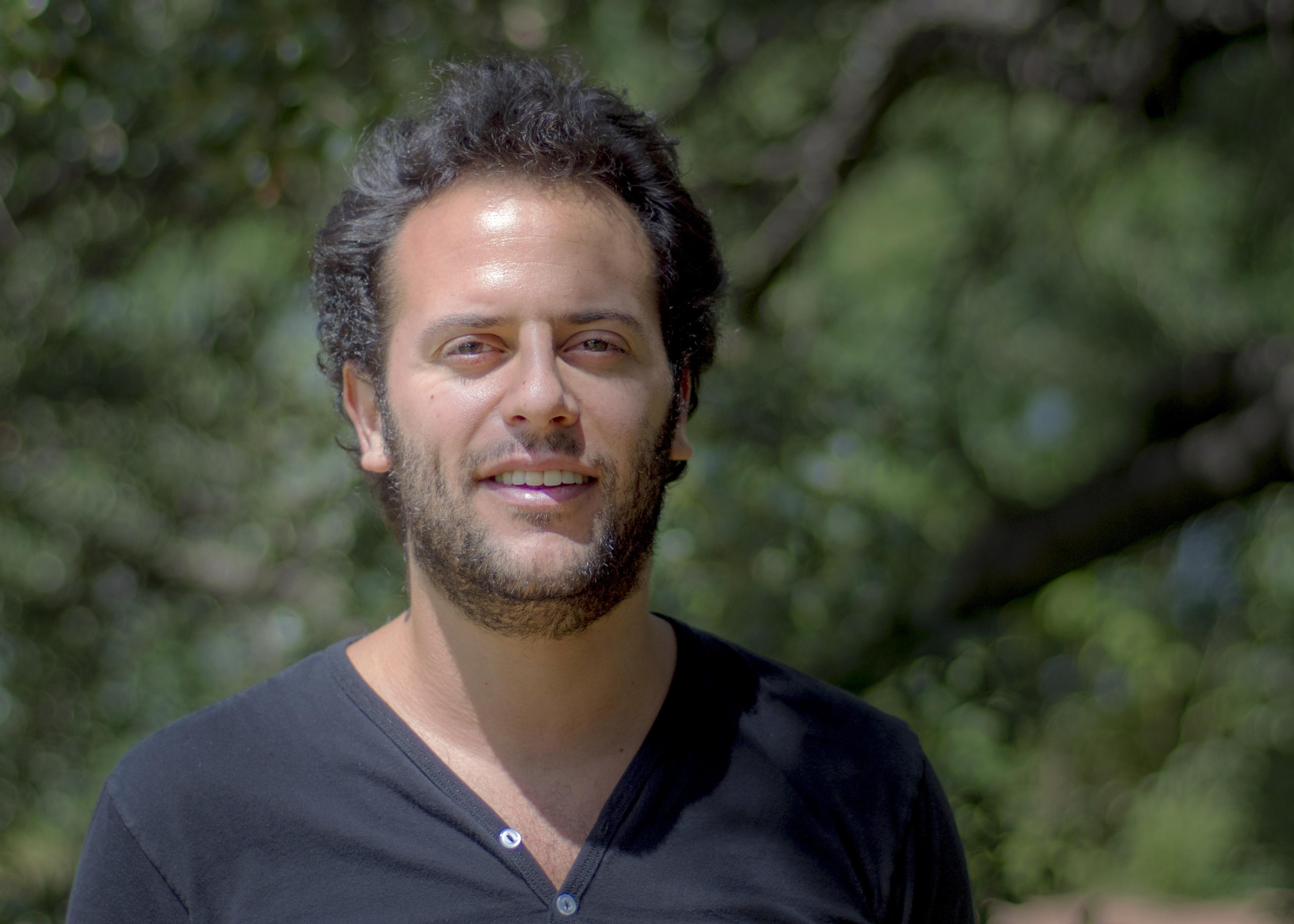 Santiago Calderon M. Sc., CPT
