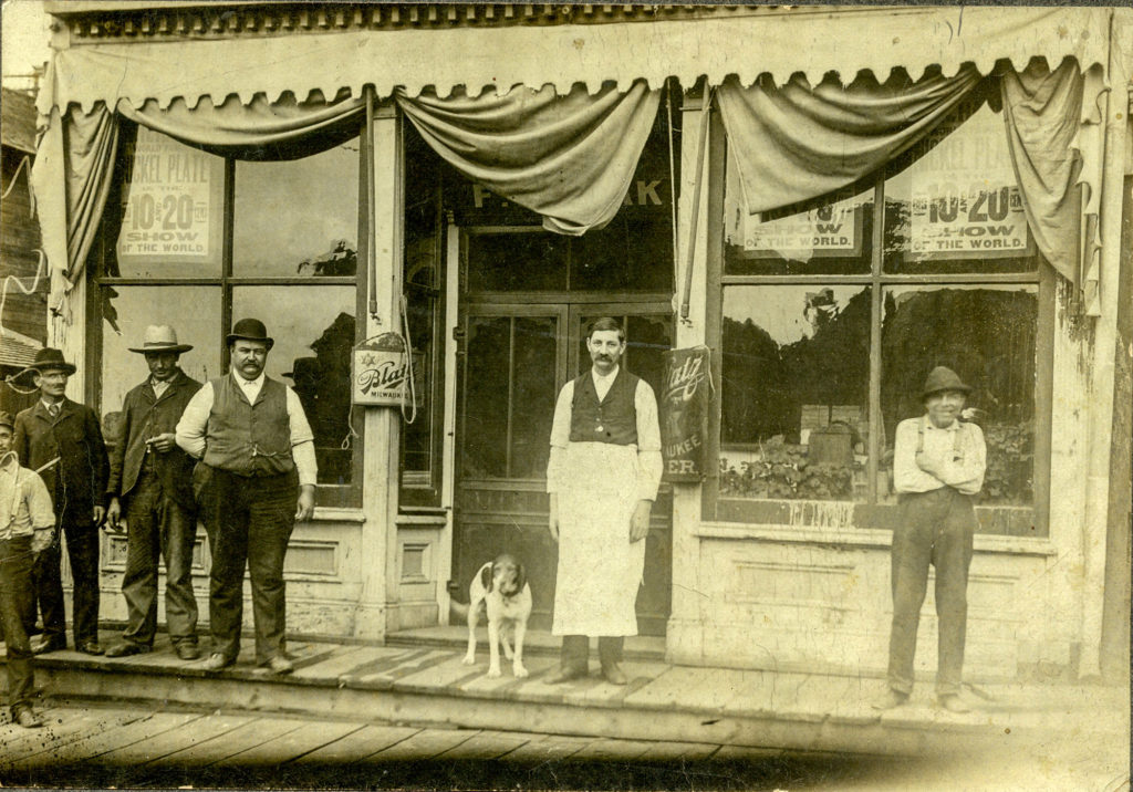 Cedar Rapids Czech Village (c. 1900)