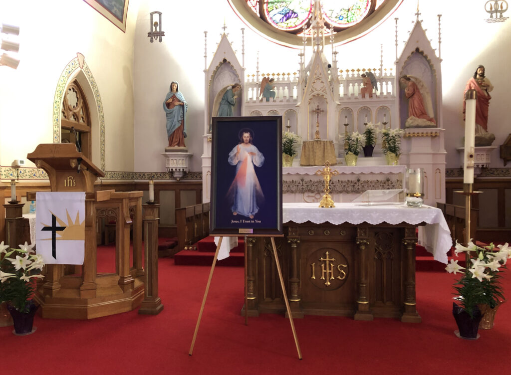 SW Divine Mercy Easter Photo 11