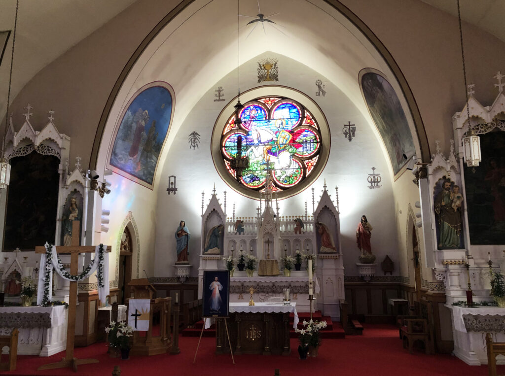 SW Divine Mercy Easter Photo 14