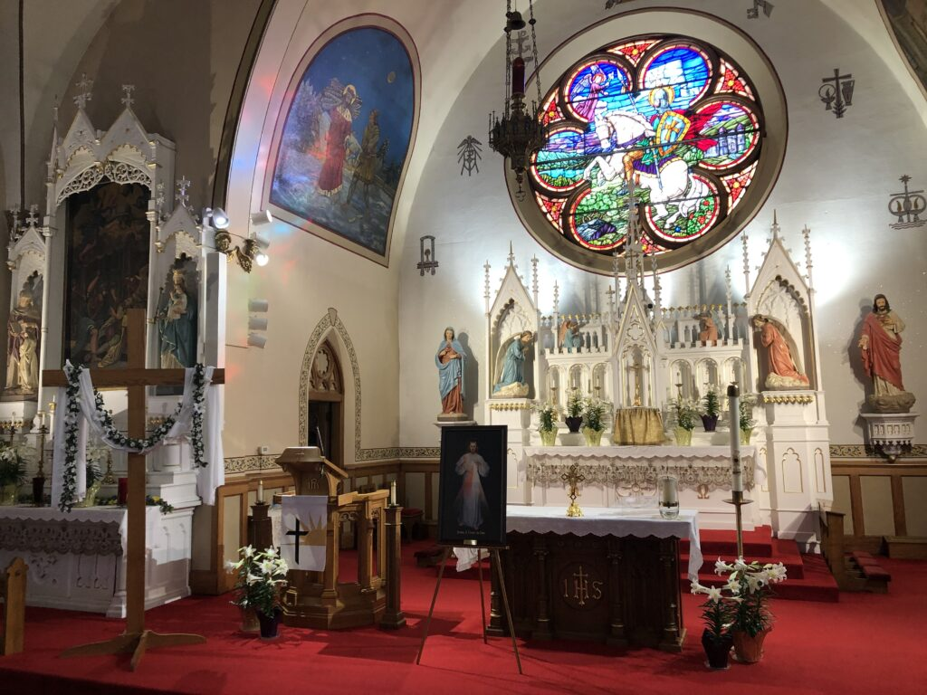 SW Divine Mercy Easter Photo 3
