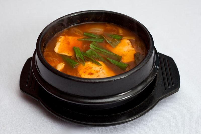 Featured Stew: Doen Jang Jigae