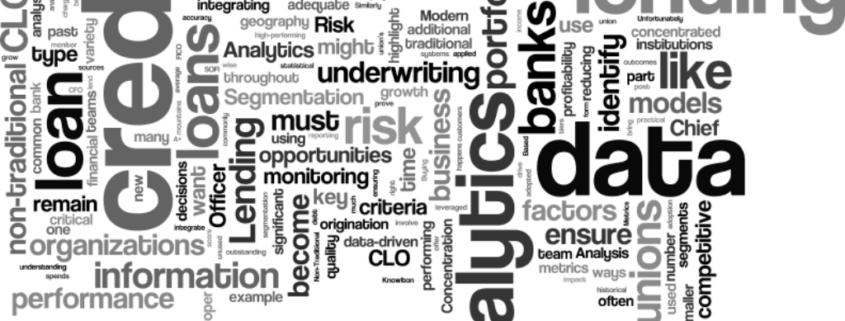 Lending Analytics, loan analytics, data and analytics