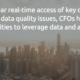 CFO Data, CFO Analytics