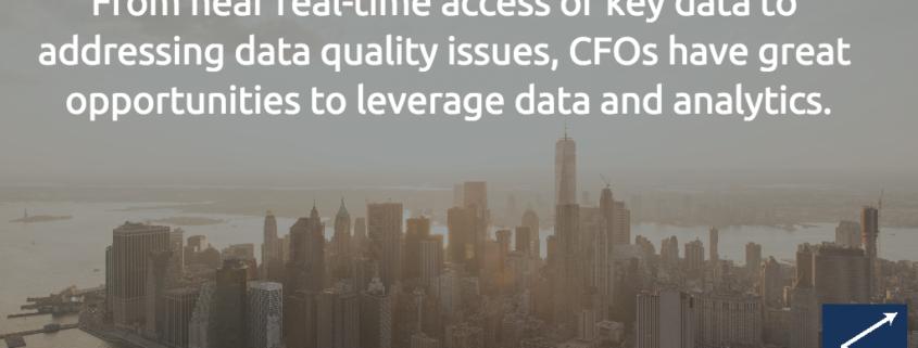 CFO Data, CFO Analytics