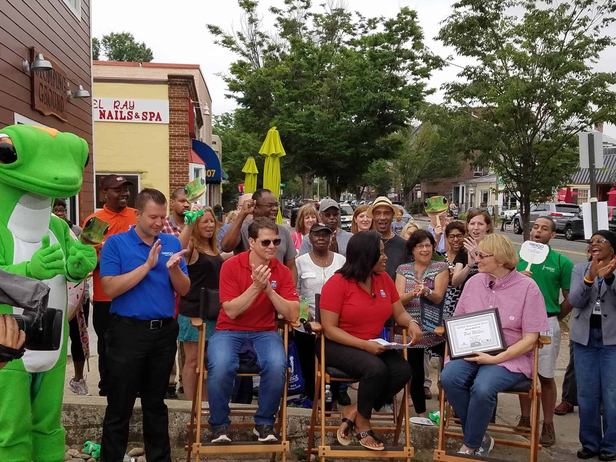 FOX 5's 'Zip Trip' team is returning to Alexandria, Virginia Friday, June, 8th broadcasting their morning show live from 6 – 11 a.m. at Potomac Yard Park in Alexandria, Virginia.