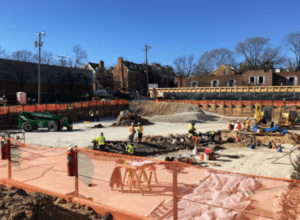 The Alexandria Archaeology Ship Committee is tasked with coming up with recommendations about what will happen with the ship(s) that were found during archaeological excavations along the Old Town Alexandria, Virginia waterfront.