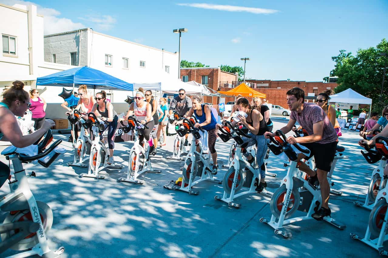 The 4th annual Well Ray Festival takes place on Saturday, June 23 from 9 a.m. to 1 p.m., showcasing the wide variety of health and wellness opportunities in the Del Ray neighborhood of Alexandria