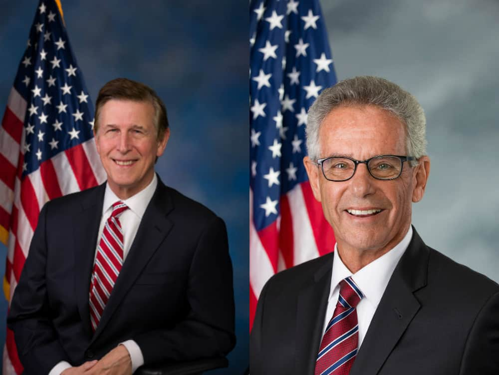 Congressional Safe Climate Caucus Co-Chairs Alan Lowenthal (CA-47) and Don Beyer (VA-08) released the following statement on the one-year anniversary of President Donald Trump's decision to initiate U.S. withdrawal from the Paris Climate Agreement.