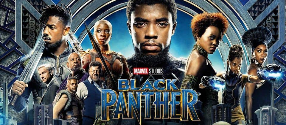 Join the City of Alexandria, Virginia for a free screening of the blockbuster movie 'Black Panther' on Friday, June 22 at City Hall Market Square.
