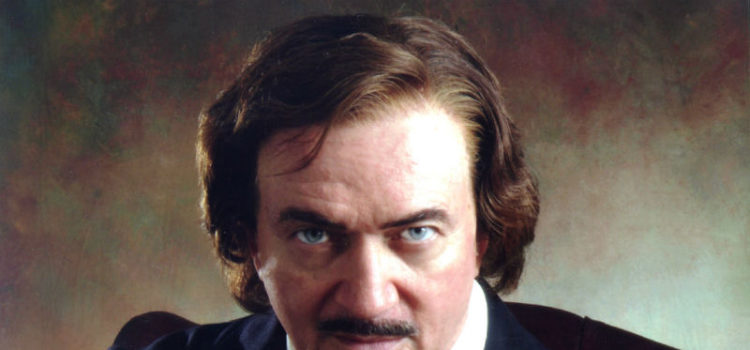 In time for Halloween, actor David Keltz will once again bring the iconic horror author Edgar Allan Poe to life at The Lyceum in Alexandria, Virginia.