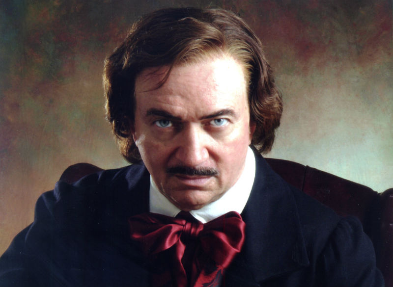 In time for Halloween, actor David Keltz will once again bring the iconic horror author Edgar Allan Poe to life atThe Lyceumin Alexandria, Virginia.