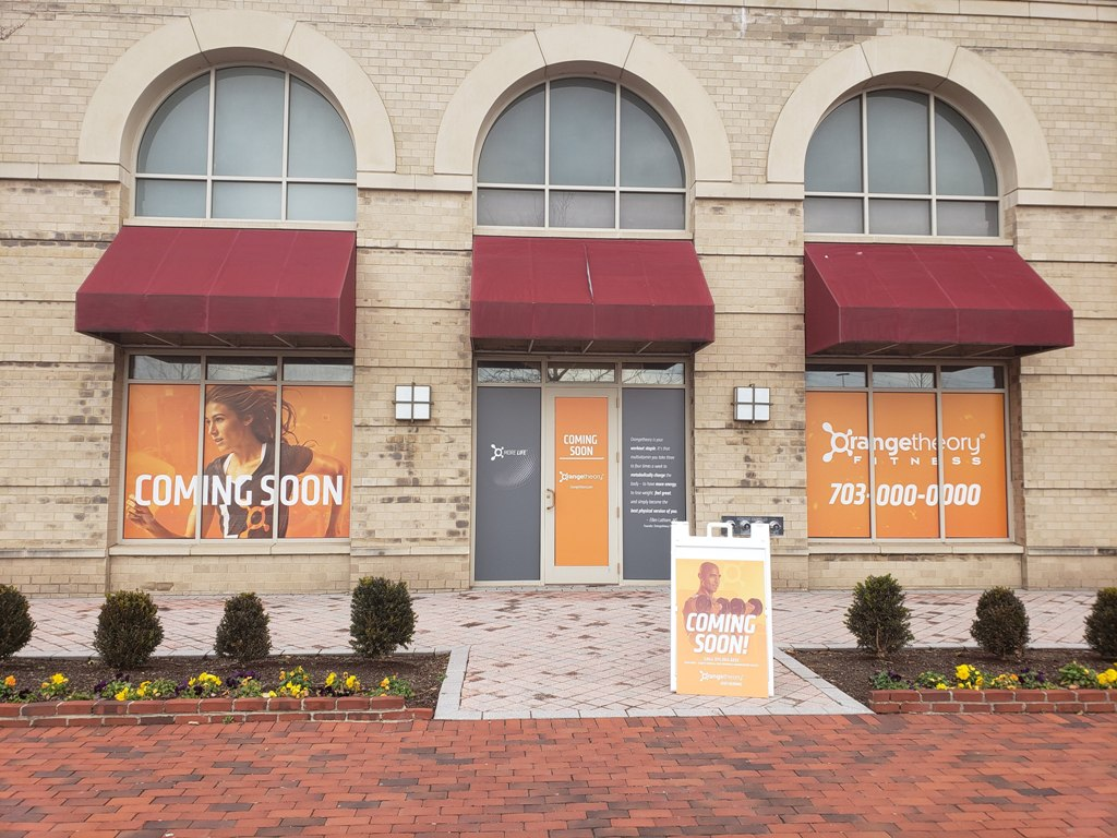 In addition to the new Bradlee studio, boutique workout studioOrangetheory Fitnessis expanding in the Eisenhower East neighborhood of Alexandria, Virginia with a new studio coming soon to the Meridian apartment complex at Eisenhower Station.