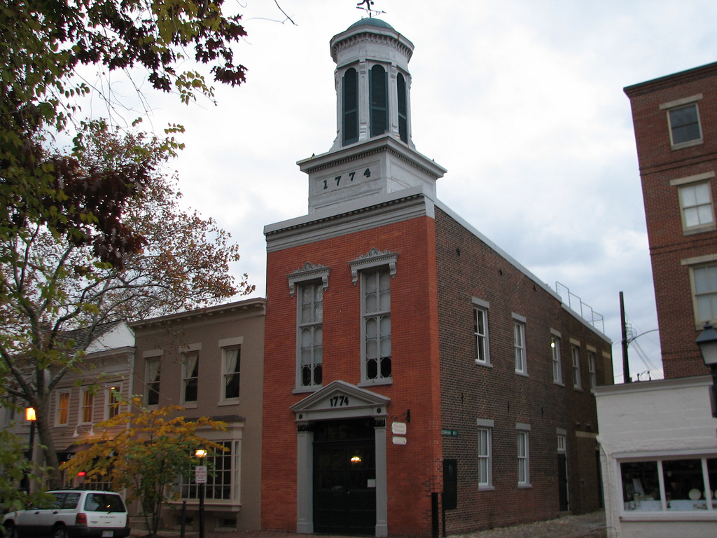 Vote for this Friendship Firehouse Museum artifact in the Virginia Association of Museums (VAM) 2019 Virginia's Top 10 Endangered Artifacts program.