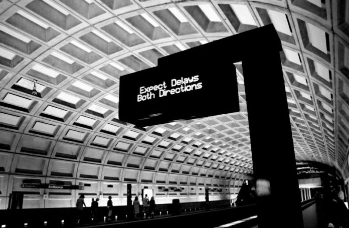 On Saturday, January 26 and Sunday, January 27, there will be no Blue or Yellow line Metro train service south of Ronald Reagan Washington National Airport.