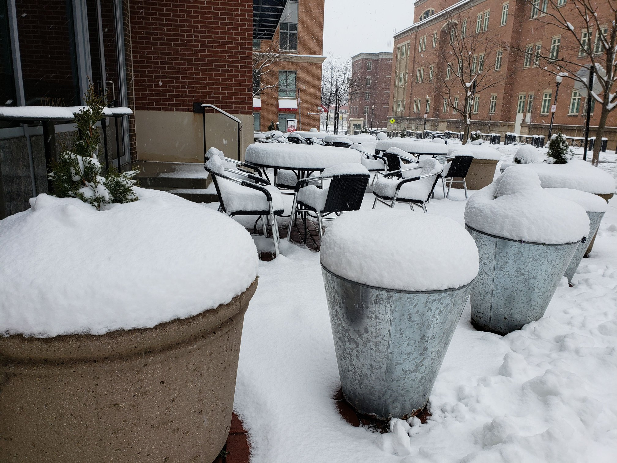 During this weekend's Winter Storm Gia, here's how much snowfall we've gotten in Alexandria, Virginia and the D.C. area as of 8:51 p.m. Sunday, January 13, according to measurements by the National Weather Service.