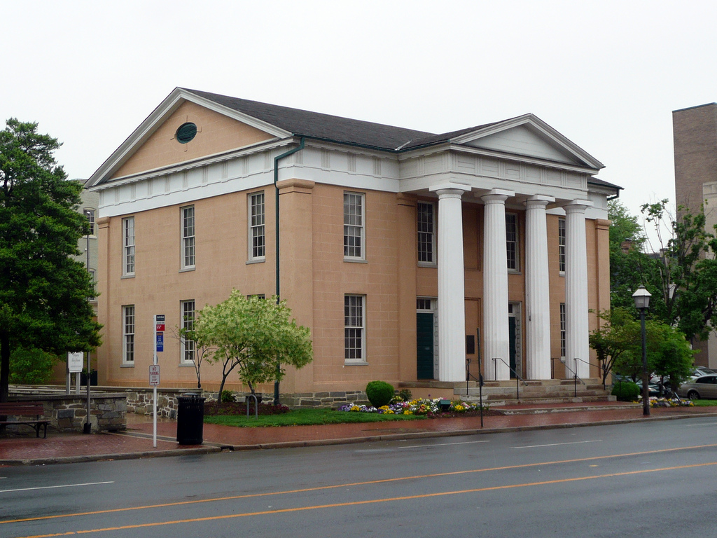 The Office of Historic Alexandria (OHA) invites the community to participate in a brief questionnaire about recent events in the City of Alexandria, Virginia.