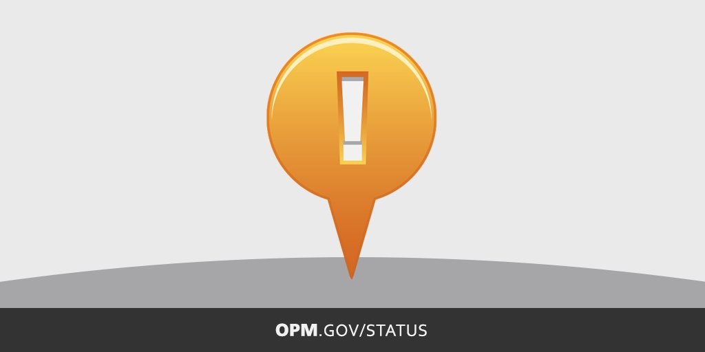 The federal government offices in the Washington area will open on a three-hour delay Wednesday, January 30, 2019, according to the U.S. Office of Personnel Management (OPM).