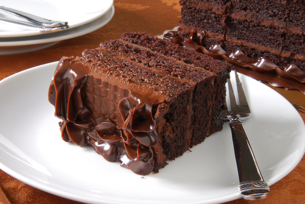 There are a lot of National Days every year, but one day we can all get behind is National Chocolate Cake Day. How do you celebrate? Who's got the BEST chocolate cakes in Alexandria, Virginia? Sound off here.