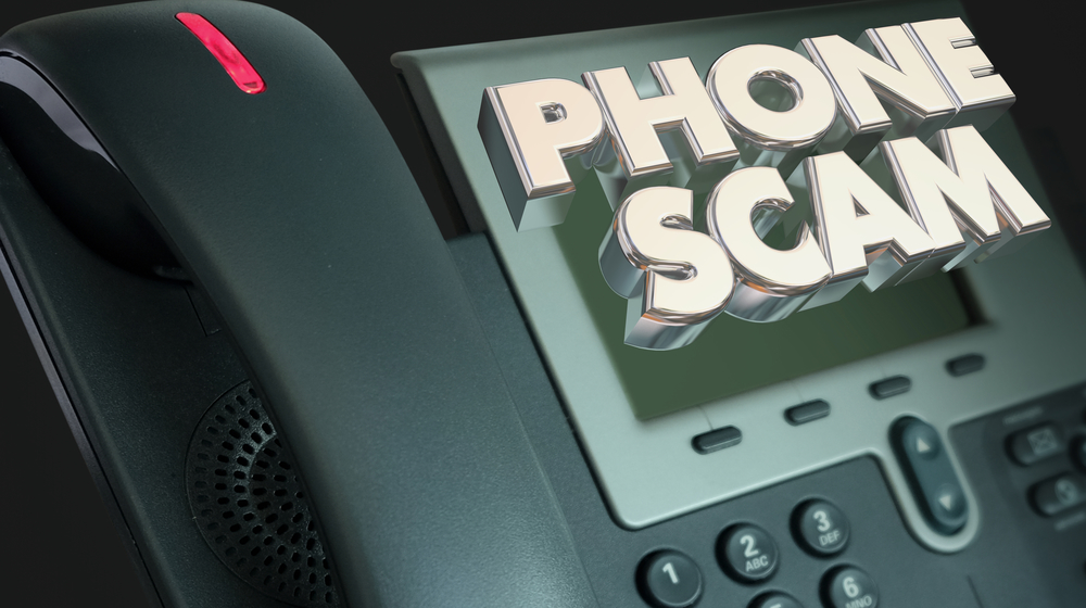The Arlington County Police Department is warning the public about a fundraising phone scam targeting County residents.