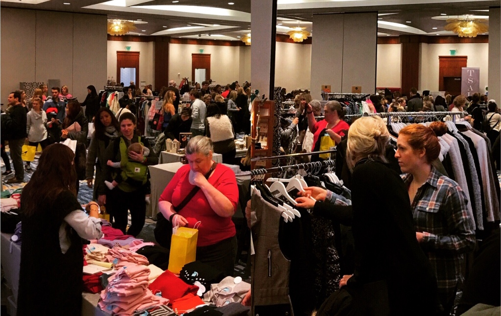 """Deemed in the region as the """"Super Bowl of Shopping Event"""" (always occurring the Saturday of Super Bowl weekend), the 14thAnnual Alexandria Warehouse Sale is set for Saturday, February 2ndat the Westin Alexandria in the Carlyle neighborhood of Alexandria, Virginia."""
