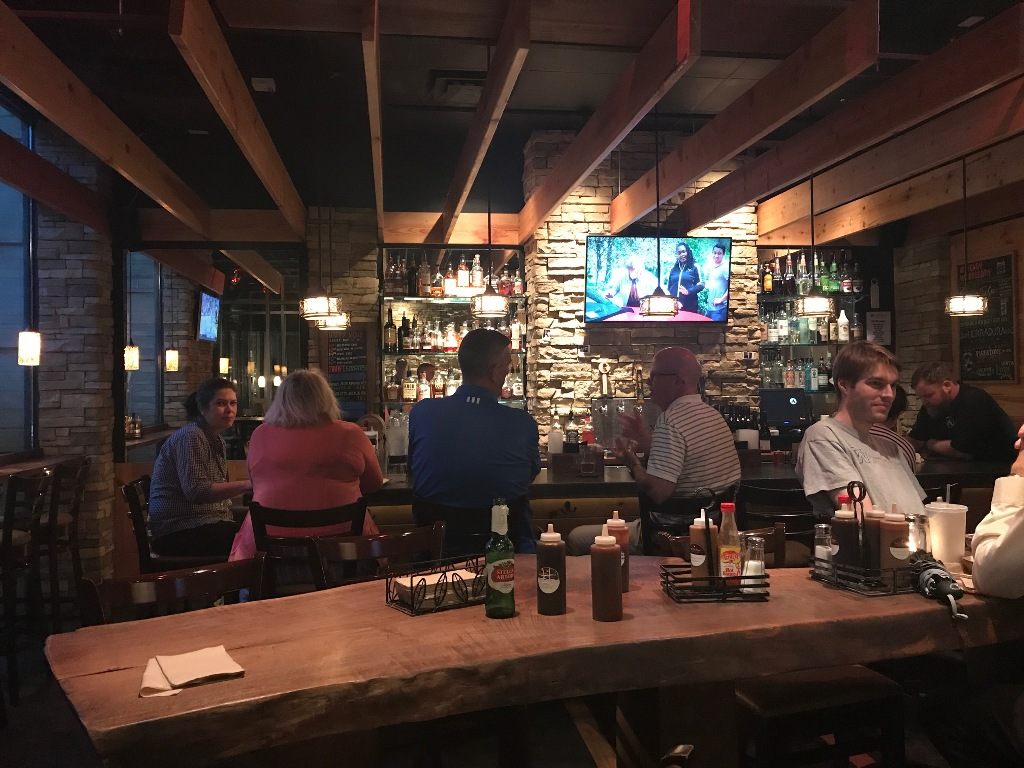 Furloughed government employees can present their government ID's to get awesome deals from these greatrestaurants located in the Carlyle neighborhood of Alexandria, Virginia.