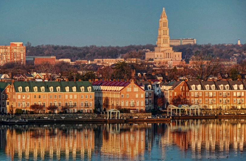 Alexandria, Virginia was ranked second in a recent search for the safest city in the United States in a recent study comparing the 200 largest cities. (Photo by Bill, in the Flickr Pool)