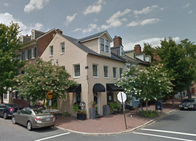 According to planning documentsfiled with the Citytoday, The Enchanted Florist, located at 139 S. Fairfax Street inOld Town Alexandria, Virginiahas filed for a change of ownership.