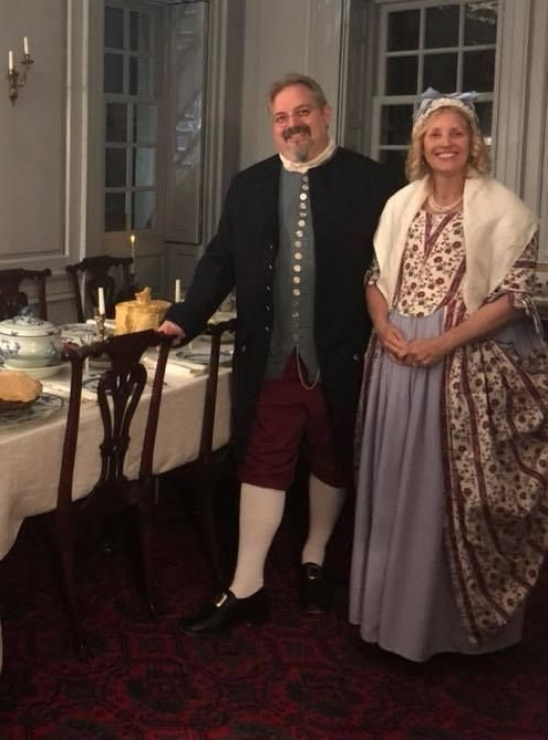 Learn about John Carlyle's son-in-law, for Alexandria, Virginia Mayor William Herbert at Carlyle House Historic Park in Alexandria, Virginia. Details...