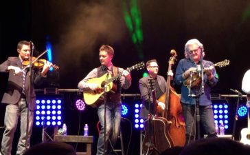 On January 11 & 12, 2019, Ricky Skaggs and his Kentucky Thunder will once again roll across the Birchmere Music Hall stage in Alexandria, Virginia.