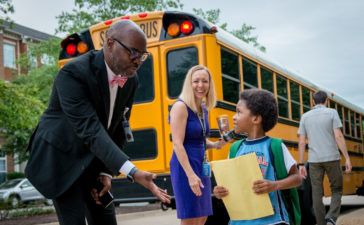 Alexandria City Public Schools (ACPS) Superintendent Gregory C. Hutchings, Jr. has proposed a balanced Operating Budget focused on ensuring equitable distribution of resources among students and improving standards of excellence, both in the classroom and for school facilities.