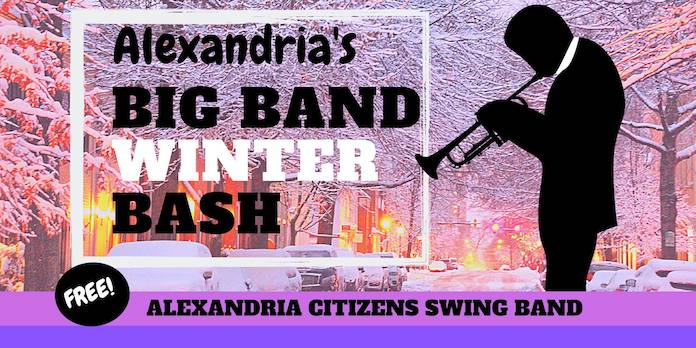 The Alexandria Citizens Band is one of the oldest community bands in America, performing concerts throughout the year in Alexandria, Virginia. On February 23, 2019, get ready to hear some of the BIGGEST #1 hits, by the BIGGEST stars, in Alexandria's fun-filled BIG BAND Winter Bash!