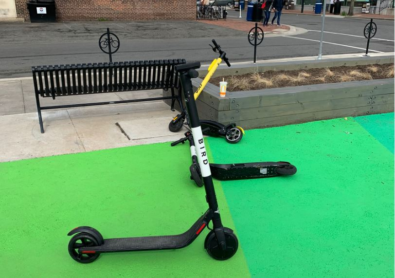 A Port City Wire reader writes in and says the scooters in Alexandria, Virginia, part of the Dockless Mobility Pilot Program are an eyesore.