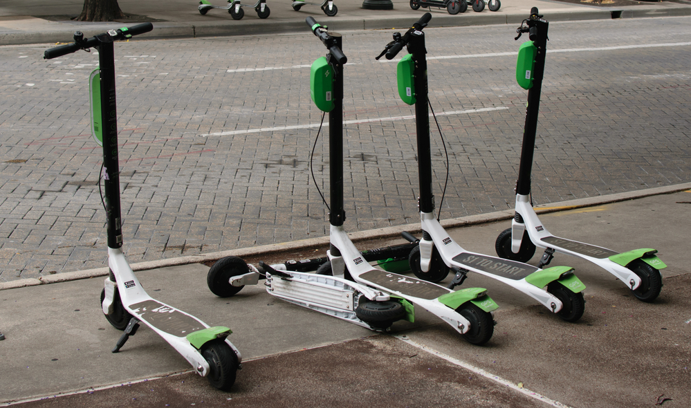 Why are Alexandria, Virginia's neighborhoods filled with scooters? The Dockless Pilot is a partnership to see how the scooters fit into City infrastructure.