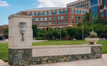 The Carlyle Vitality Initiative will be hosting a neighborhood block party on June 22 from 12 noon to 8:00 p.m. in John Carlyle Square Park in Alexandria, Virginia.