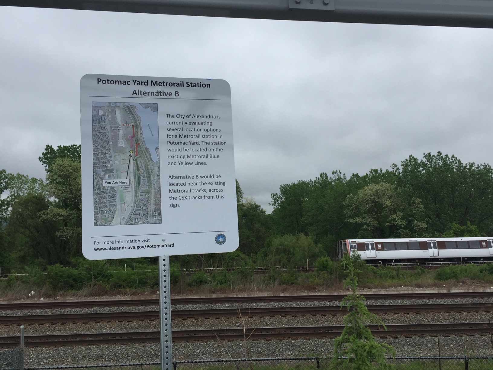 The United States Army Corps of Engineers (USACE) issued a Federal Public Notice on April 5, 2019, regarding the revised Joint Permit Application for the Potomac Yard Metrorail Station construction in Alexandria, Virginia.