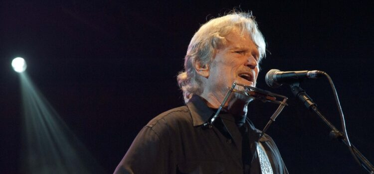 "Kristoffer ""Kris"" Kristofferson returns with The Strangers to the Birchmere Music Hall in Alexandria, Virginia April 25 & 26 @ 7:30 PM."