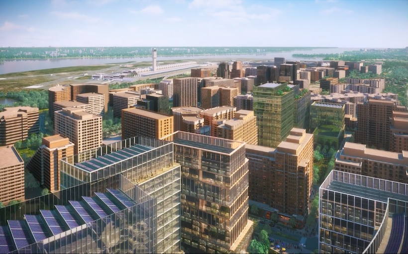 JBG SMITH today announced Amazon agreed to lease an additional 47,512 square feet of office space for Amazon HQ2 at National Landing in Northern Virginia.