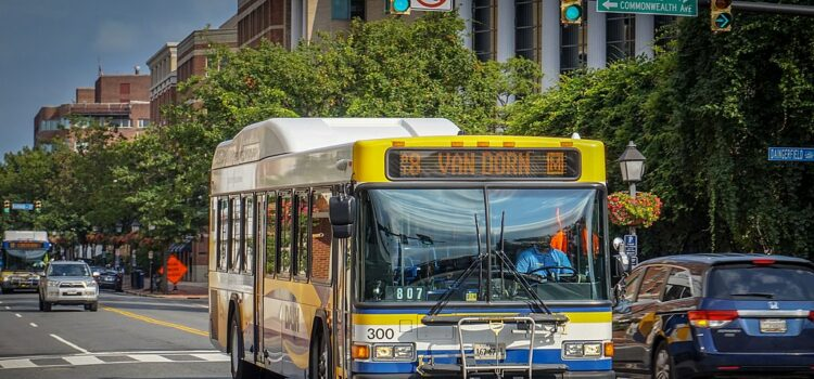 The public is invited to provide input on the Alexandria Transit VisionPlan as part of the regularly-scheduled DASH Board Meeting.