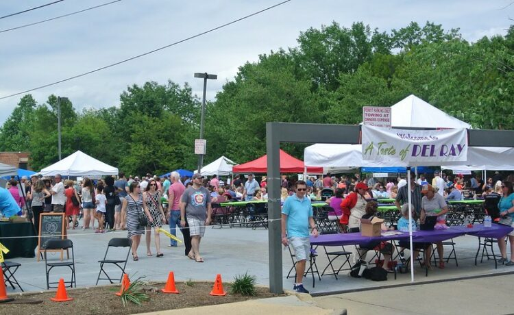 The 11th Annual Taste of Del Ray will take place on Sunday, June 2, 2019, from 1:00 pm to 3:00 pm. The competition, showcasing the diverse restaurants and talented chefs in the Del Ray neighborhoodof Alexandria, Virginia.