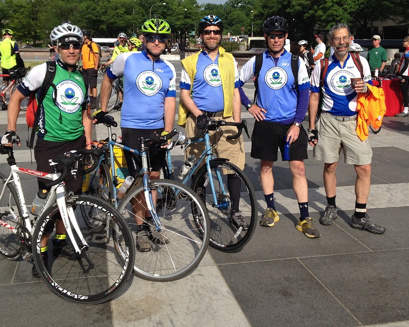Bigger and better: 18,000 turn out for Bike to Work Day #BTWD2019
