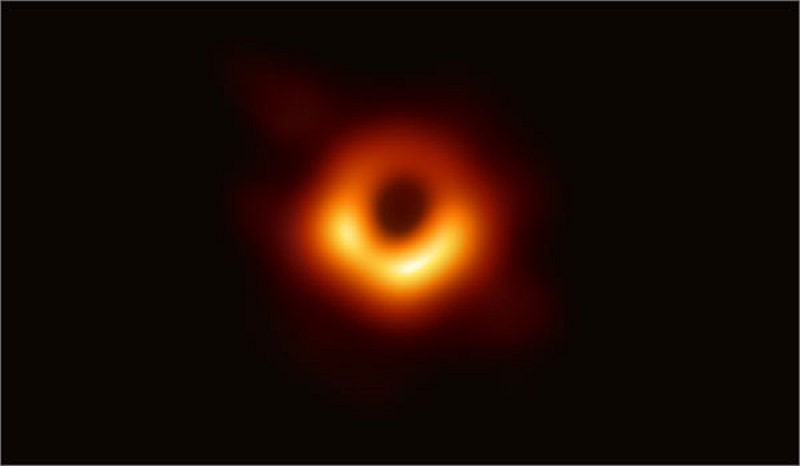 The National Science Foundation has announced a new award -- the NSF Diamond Achievement Award -- which will be presented for the first time to the international team of researchers who recently captured the first-ever image of a black hole.