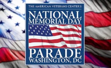 The nation's largest Memorial Day event, the 2019 National Memorial Day parade in Washington, D.C., is set for 2:00 PM TODAY (Monday, May 27). Watch the event LIVE here...