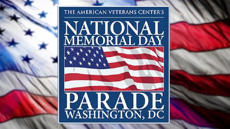 The nation's largest Memorial Day event, the2019 National Memorial Day parade in Washington, D.C., is set for 2:00 PM TODAY (Monday, May 27). Watch the event LIVE here...