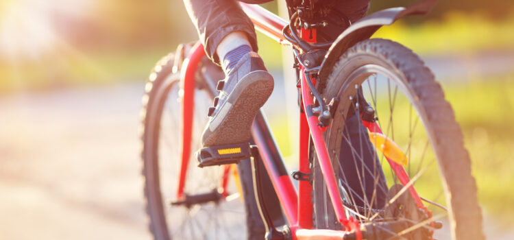Hundreds of Alexandria, Virginia students will join schools from around the country to celebrate National Bike to School Day on May 8.