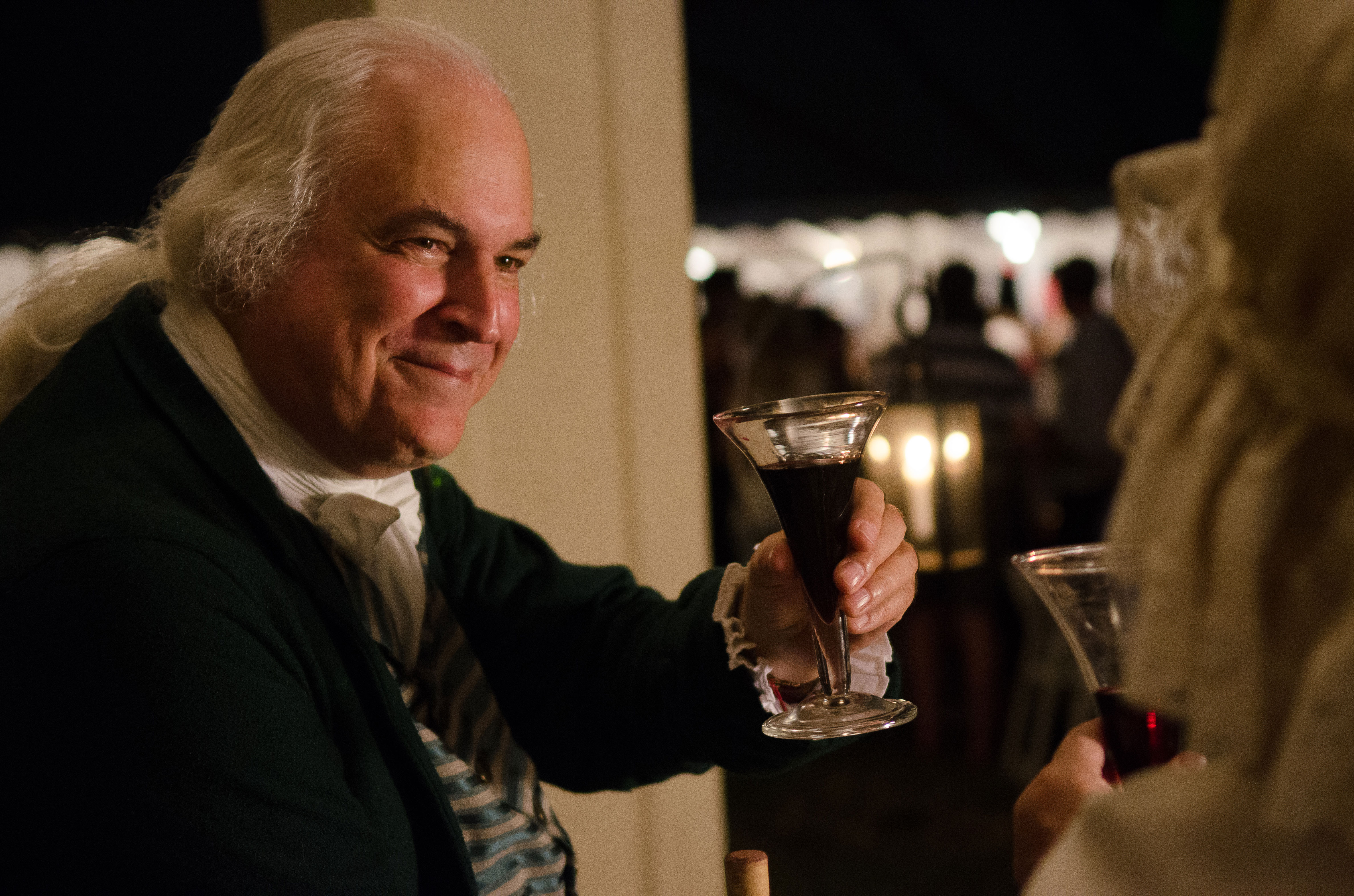 Celebrate the history of wine in Virginia at the home of George Washington with the Fall Wine Festival & Sunset Tour at Mount Vernon.