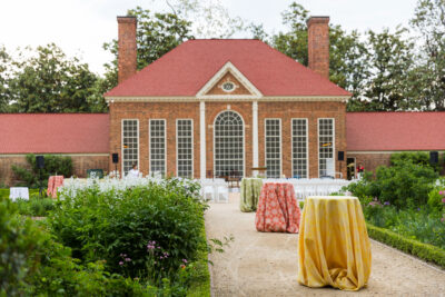 Mount Vernon is holding at Spring Garden Party! Enjoy the longer days and Mount Vernon's blooming gardens during this evening reception. Details...